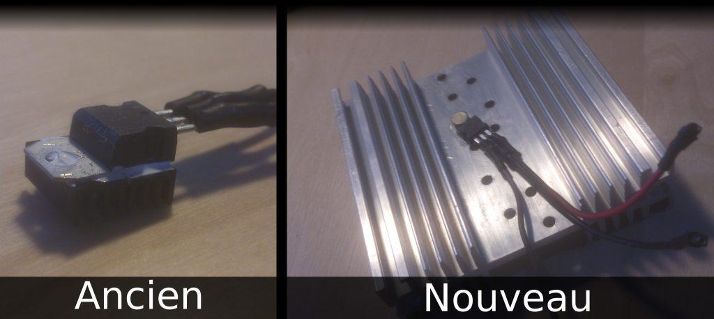 Comparatif radiateurs