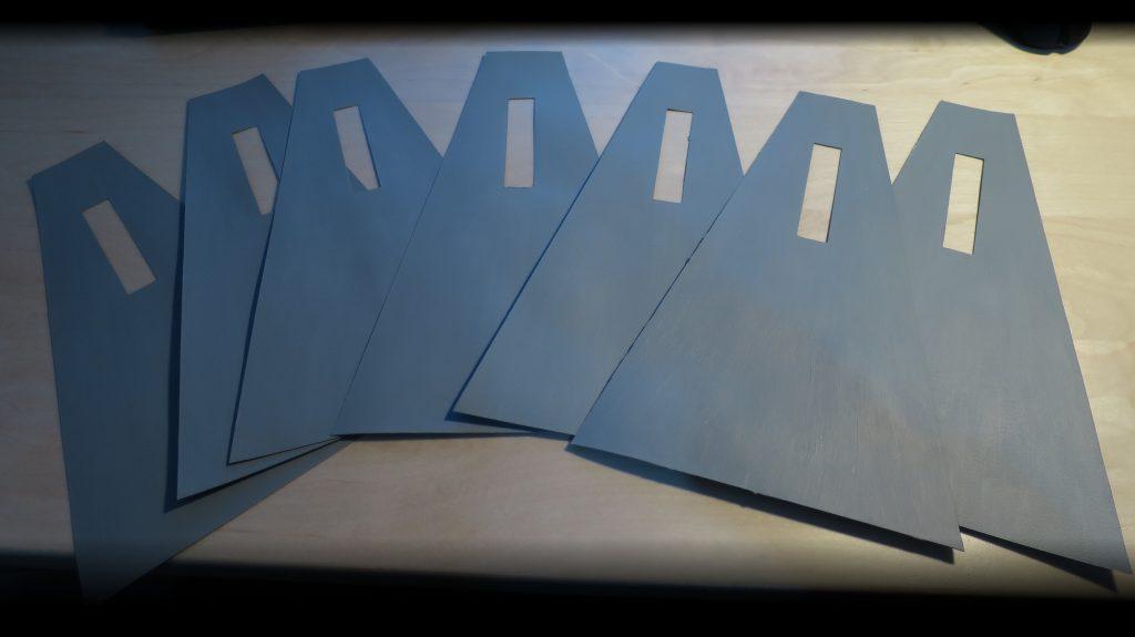 Les peaux ed papier